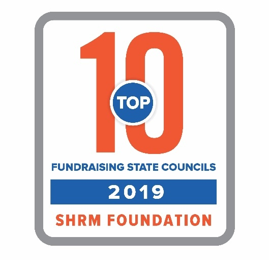 Top 10 Platinum State Council 2019 SHRM Foundation